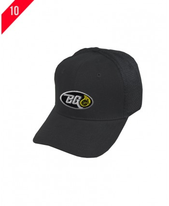 Air Mesh Soft Back Cap w/BG Logo on Front