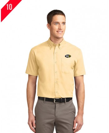 Port Authority® Short Sleeve Easy Care Shirt.
