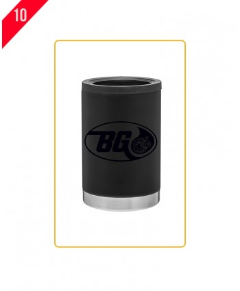 P1-0018 11oz. Double Wall Stainless Thermal Tumbler