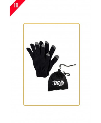 TOUCH SCREEN GLOVES IN POUCH P3-0049